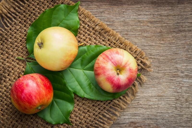 fruits avec pépins ou noyaux
