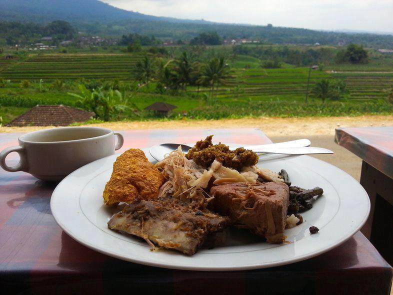voyage culinaire bali
